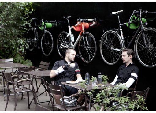 Cycloc Solo Coffee Shop Bike Storage