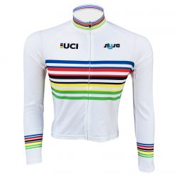 UCI World Champion Long Sleeve Cycling Jersey
