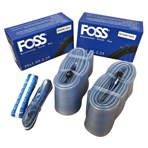 Foss 26 x 1.95-2.25 Valve (2 Pack)