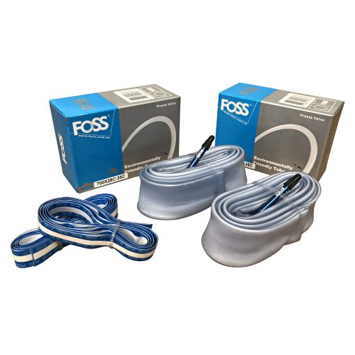 Foss 700 x 28-35c Presta Valve (2 Pack)