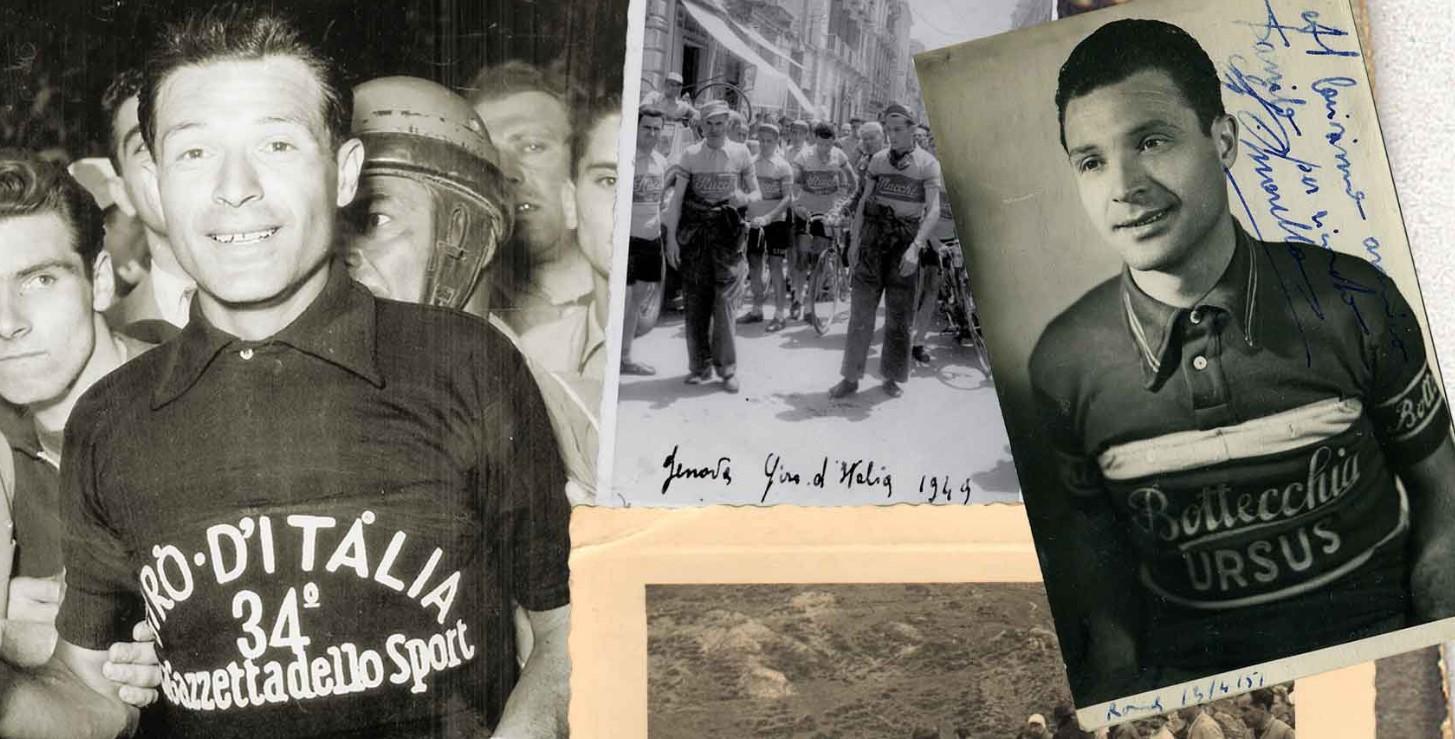 Giovanni Pinarello Giro dItalia 1952