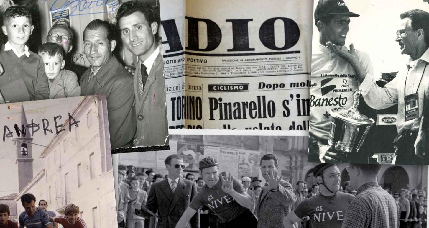 Pinarello Newspaper Cutouts