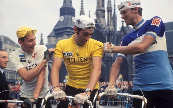 Retro Cycling Caps