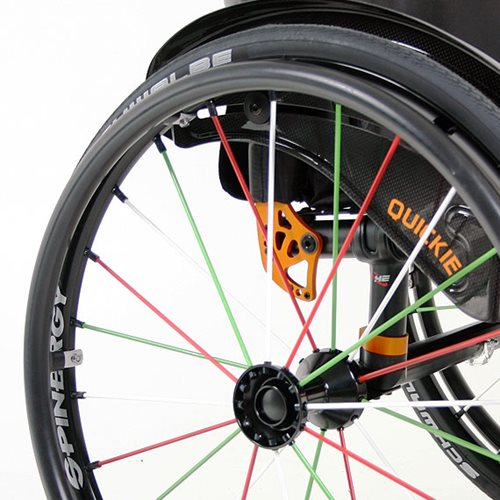 Spinergy Wheelchair Tyres and Wheels