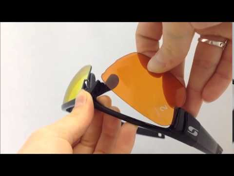 Interchangeable Lens Sunglasses