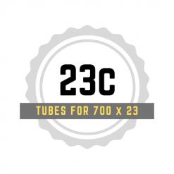 700 x 23 Tubes