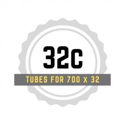 700 x 32 Tubes