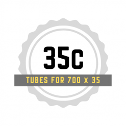 700 x 35 Tubes