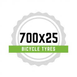 700 x 25 Tyres