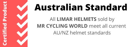 Australian Standards - Limar Helmets