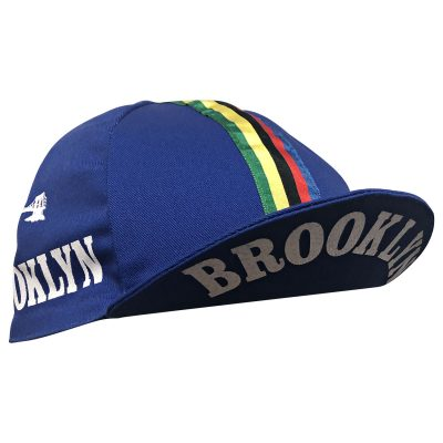 Assos Summer Cycling Cap with Mesh Panel Blue
