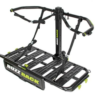 Buzzrack Buzzpro P10 Towball Mount Multi-Purpose Platform Carrier