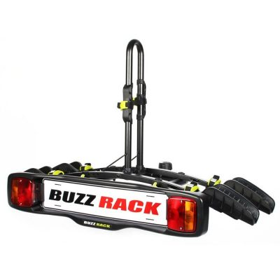Buzzrack Buzzybee Towball Mount with Platform – 2 Bike Carrier