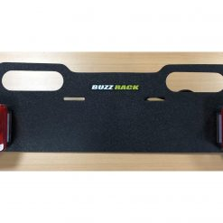 Buzzrack Universal Number Plate Holder Light Board (AA-11640)