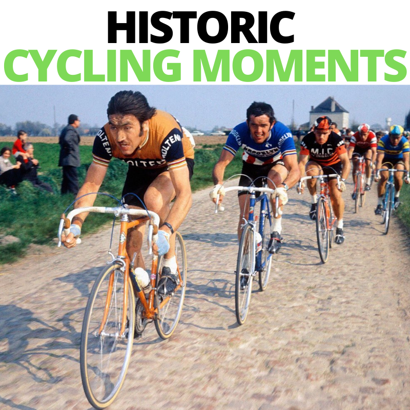 DVDs - Historic Cycling Moments
