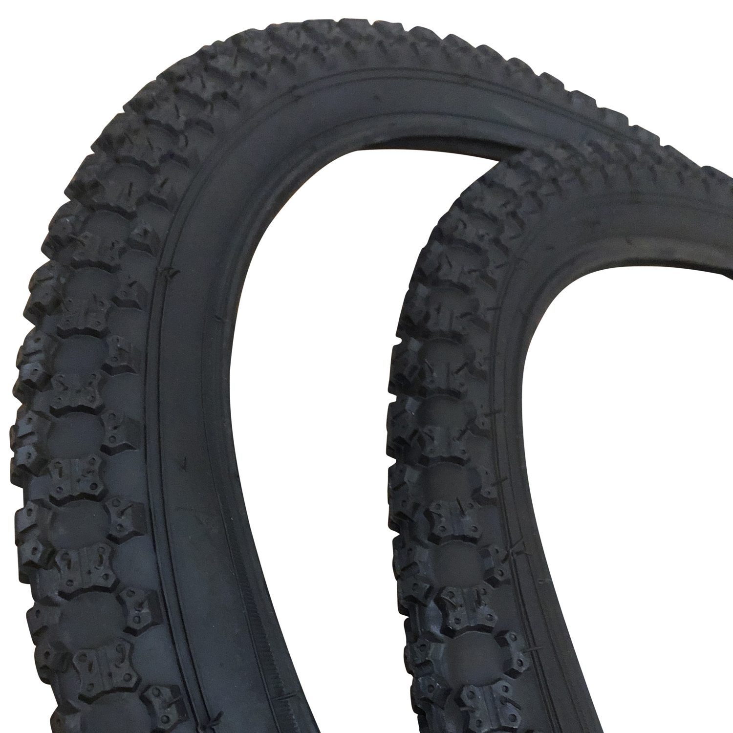 Factor Comp3 All Black BMX Tyres