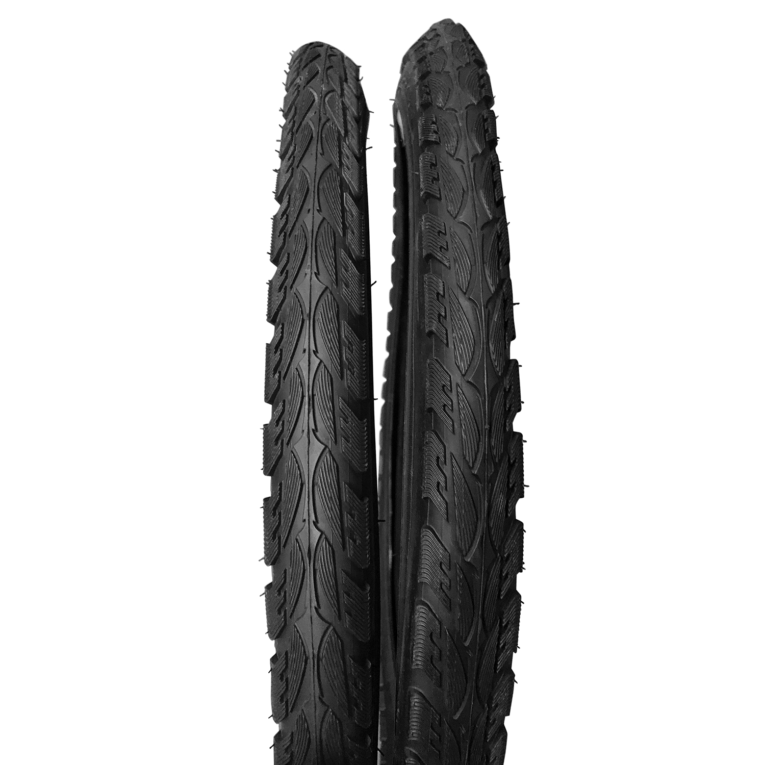 Factor MTB Tyres Centre Knobby Dual Purpose Tread – 26 x 1.75 (2 Pack) [TY550-PK2]