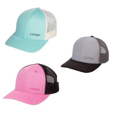 Halo Hinge Classic Hats