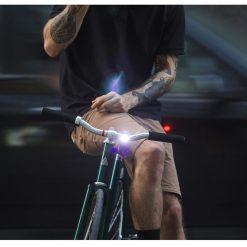 Knog Bike Light Blinder Mini Niner – Front, Black -3