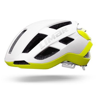Limar Air Star Road Bike Helmet - Matt White/Yellow