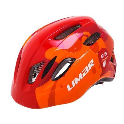Limar Kids Pro Bicycle Helmet – Red Ghost