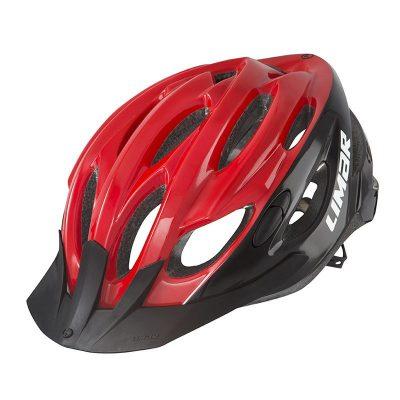 Limar Scrambler Urban Bike Helmet – Red/Black