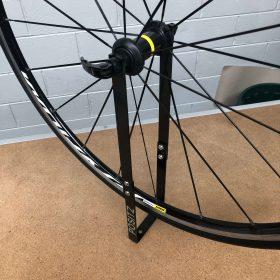 Positz Bicycle Front Wheel Carrier Mount