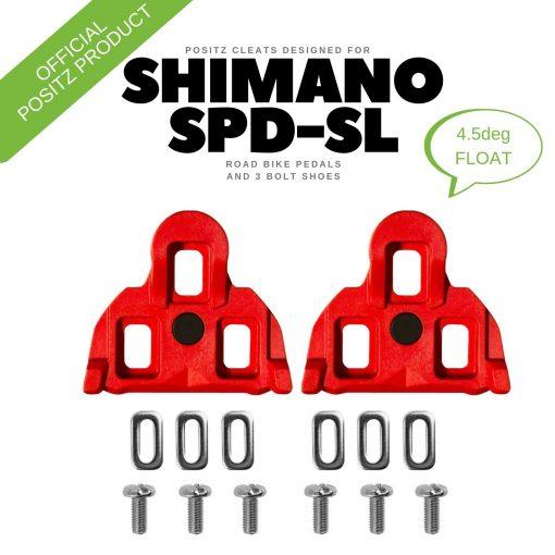 Positz Cleats for Shimano SPD-SL