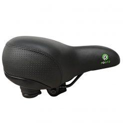 Positz Ozone Anatomic Relief Comfort Bicycle Saddle