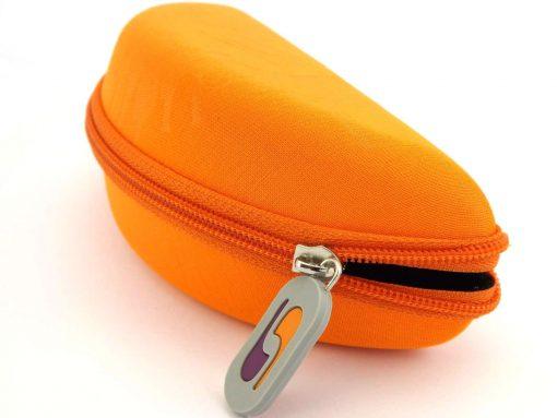 Sunwise Hardcase Orange Case