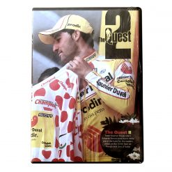 The Quest II: 2006 Pro Cycling Documentary DVD feat Saunier Duval