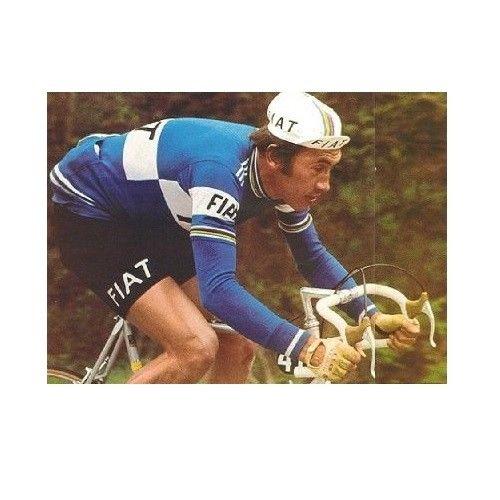 019e9a13208 Fiat Eddy Merckx World Champion Cycling Cap - White