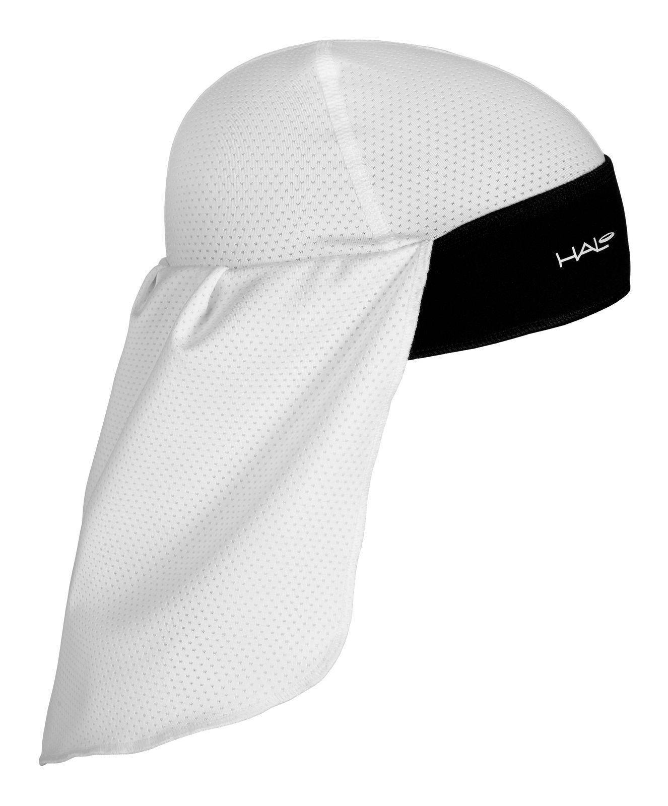 ce3396b1478 Halo Cap and Tail Sun Protection White l Mr Cycling World