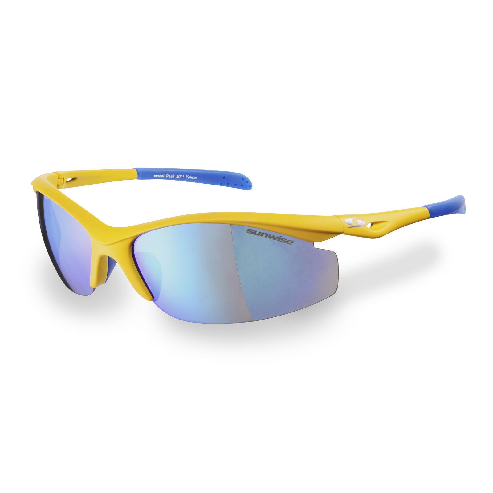 9a0856391f8 Sunwise peak yellow sunglasses cycling world JPG 1600x1600 Sports eyewear