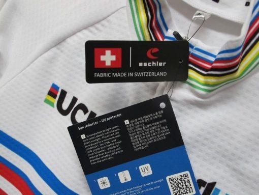 UCI World Champion Long Sleeve Cycling Jersey