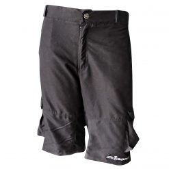 Mr Cycling World Baggy Knee Length Padded MTB 2-in-1 Shorts
